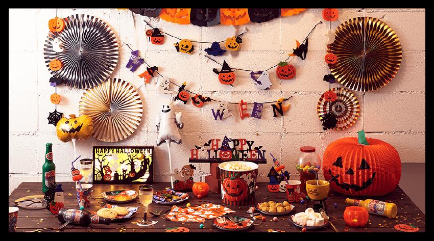 【大好評】かわいすぎる!Halloweenアイテムのご紹介♪