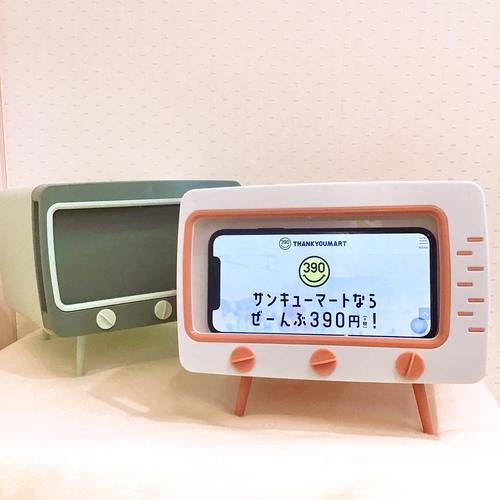 テレビ型ティッシュボックス2