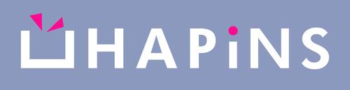 ハピンズのロゴ画像