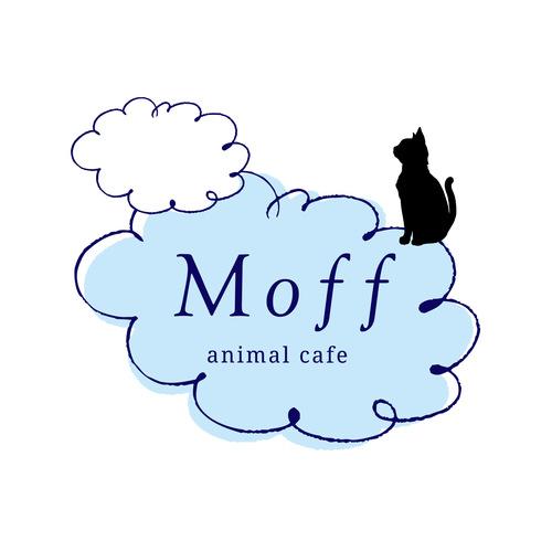 Moff animal cafeのロゴ